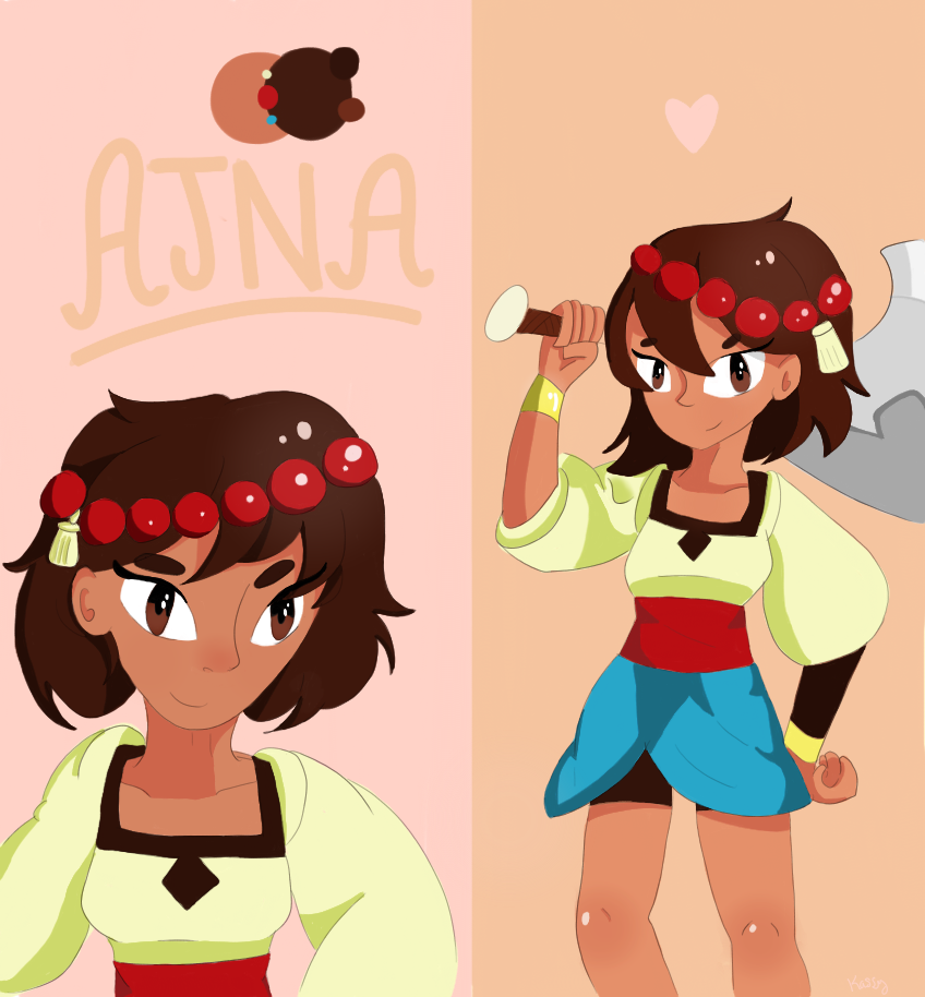Indivisible: Ajna by kassyfox