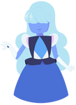Sapphire (merch available) by kassyfox