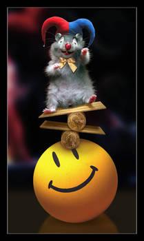 Hamster Equilibrist