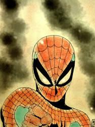 Spider-man by nikoskap