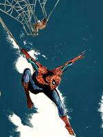 Spider-man doodle 2 by nikoskap