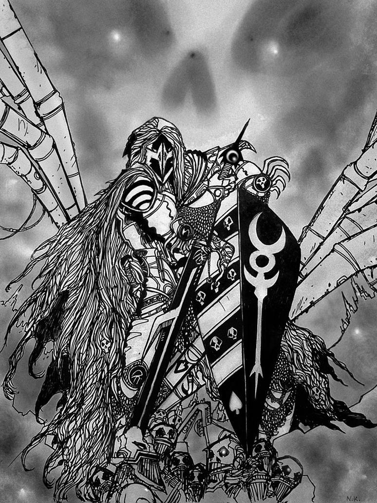Deadlock doodle by nikoskap