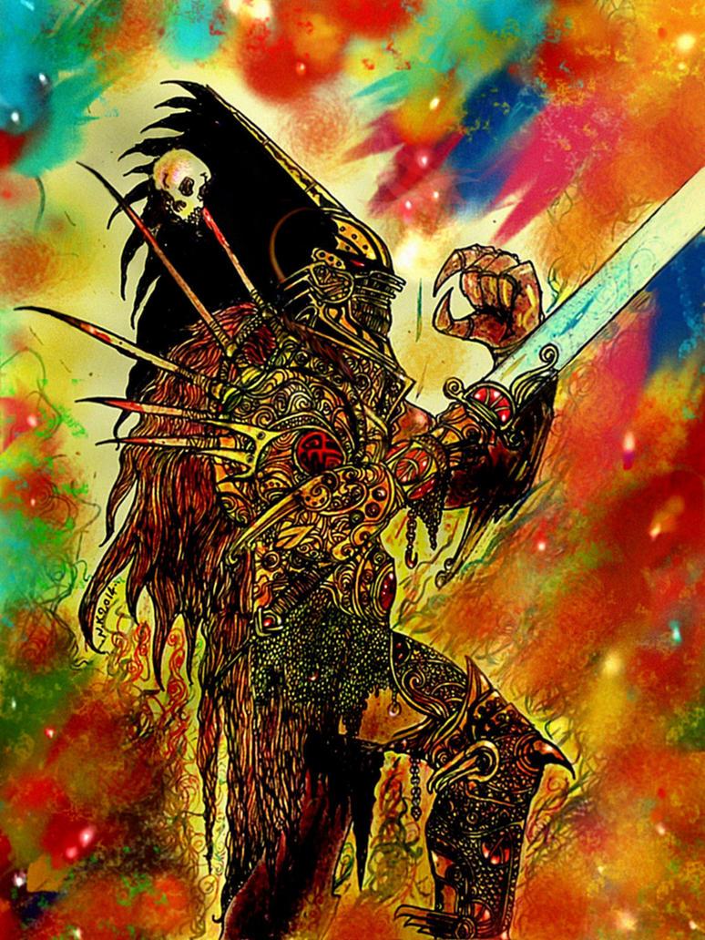 Balor of the evil eye by nikoskap