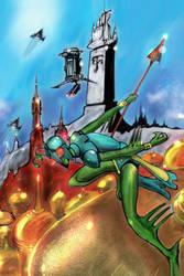 Bug, Galactic Warrior