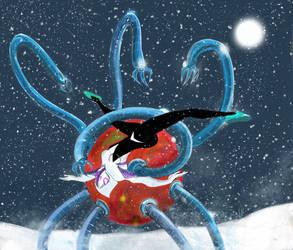 Spider-Gwen doodle