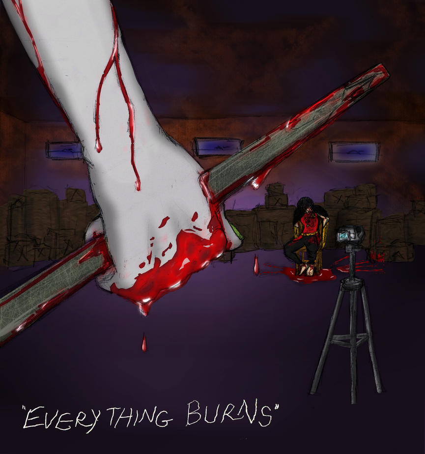 Everything Burns... by kelso895 on deviantART