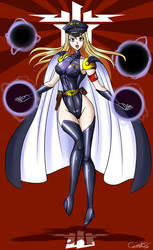 Gestapo Sorceress Girl by carrot25