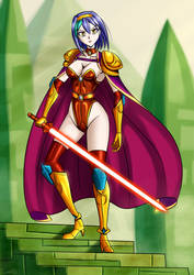 Sith Lady by carrot25