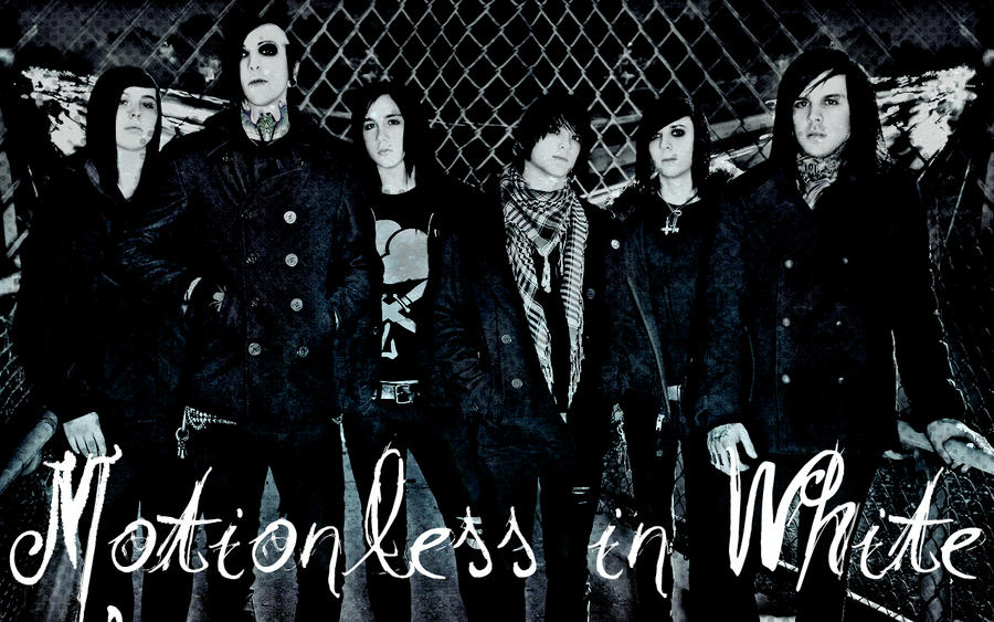 Motionless in white by rayray 152 on deviantart - Motionless in white wallpaper ...
