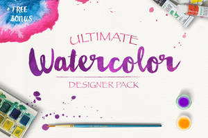 Watercolor Ultimate KIT by absolut2305