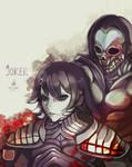 Joker by rahmatadisunata