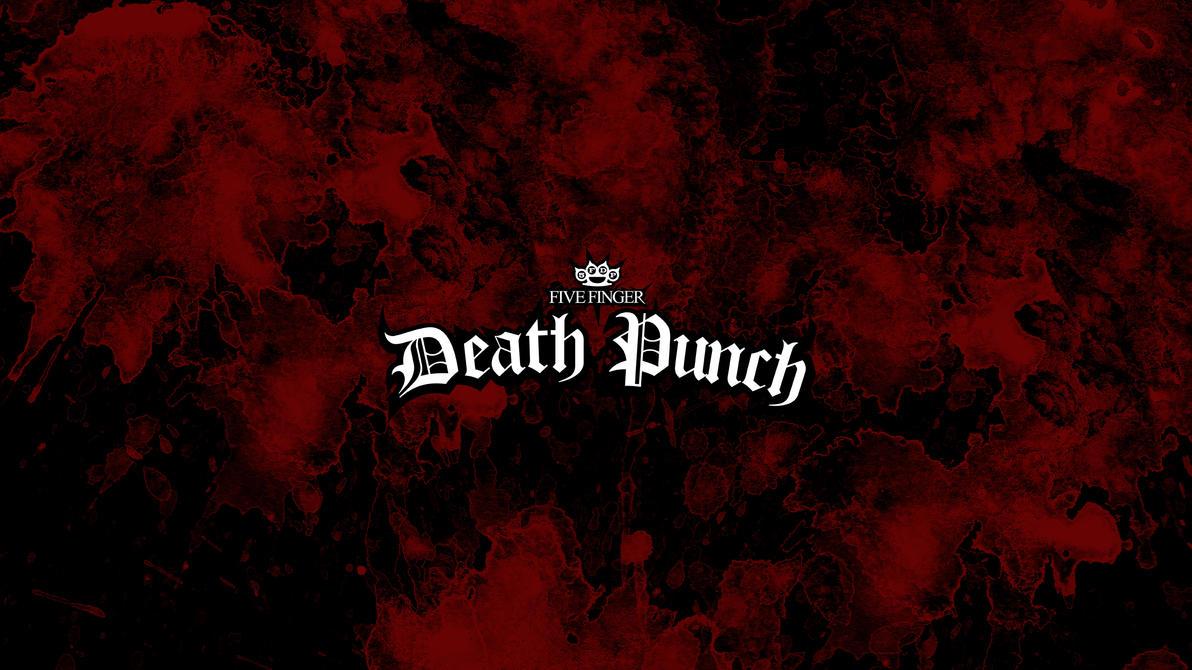 Five Finger Death Punch Fan Wallpaper By R4nd0mZ0RZ