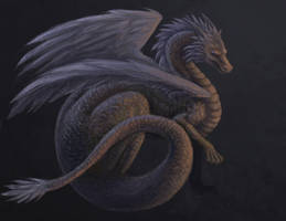 dragon by dlovely1