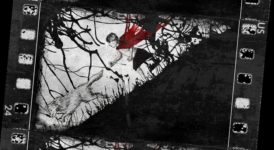 Horror Movie by Charlene-Art