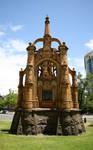 Monument in the Melbourne Botanic Garden by Charlene-Art
