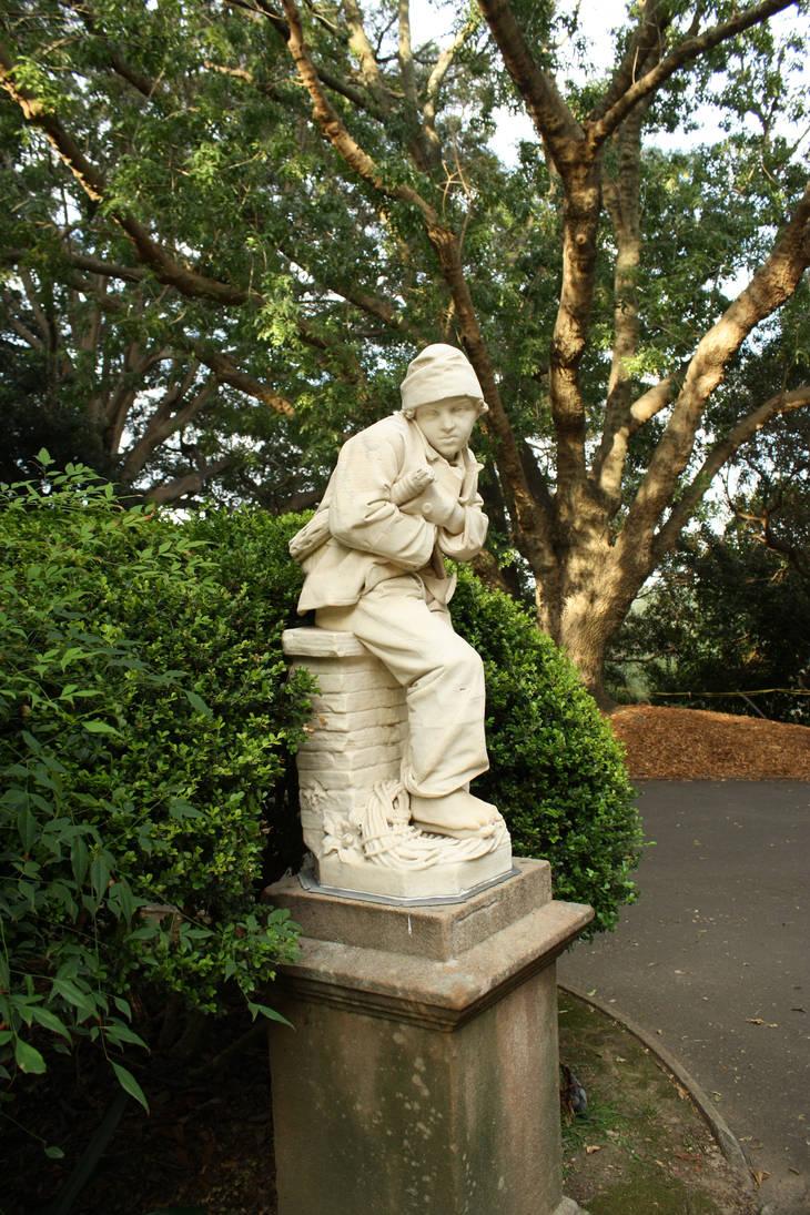 Little Pauper's Statue by Charlene-Art