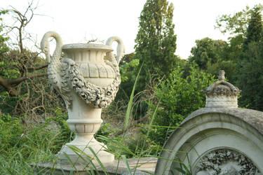 Swan Vase by Charlene-Art