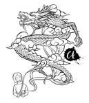 Tea Dragon by Charlene-Art