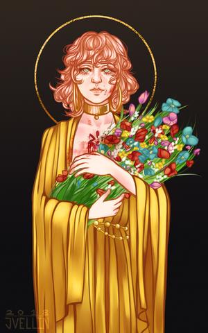 The Golden Boy by Redveemone