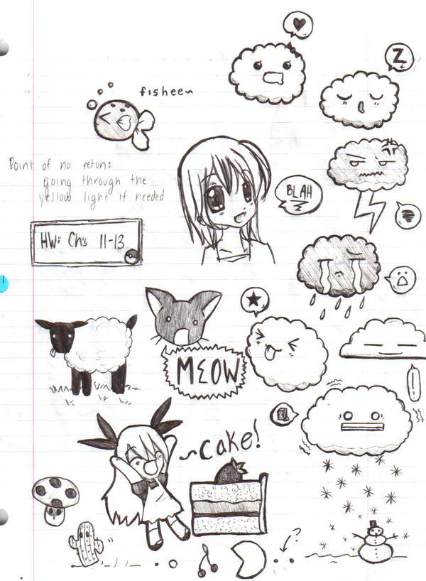 School Notebook Doodles | www.imgkid.com - The Image Kid ...