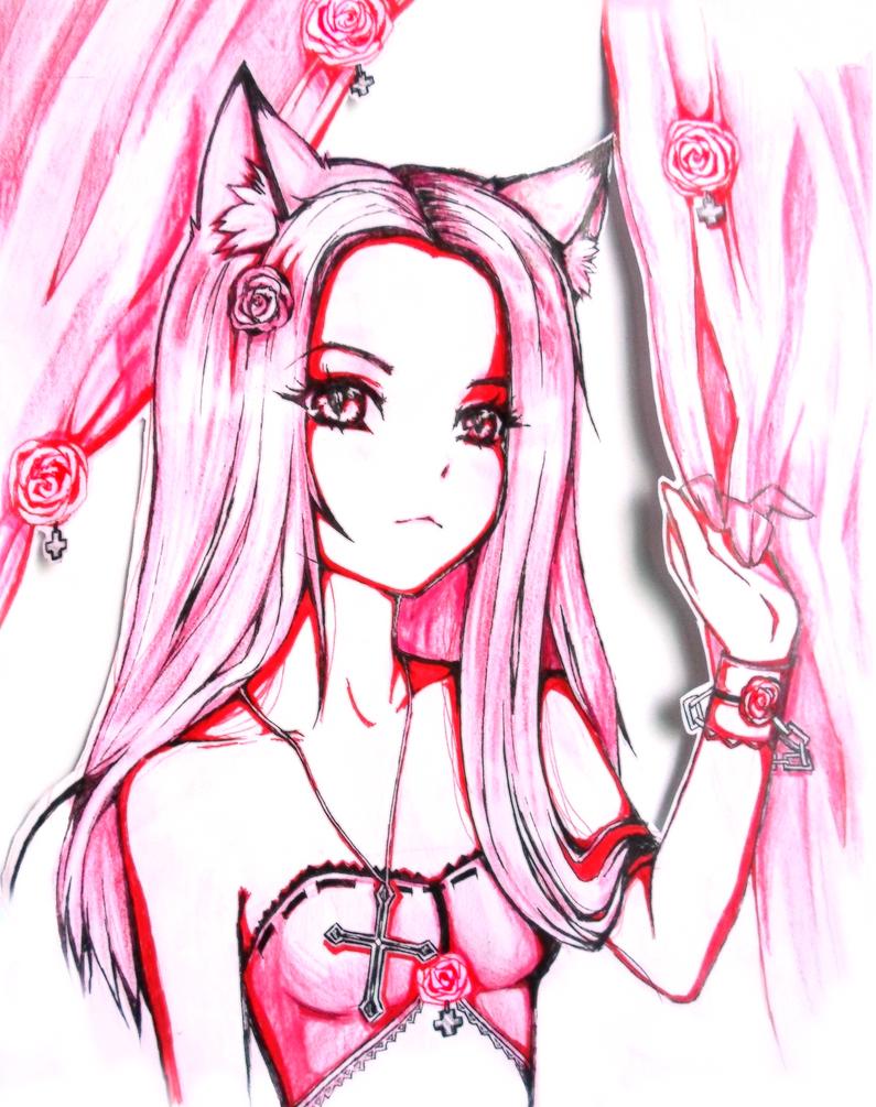 Neko-chan...Scan by Sayori-Tazura