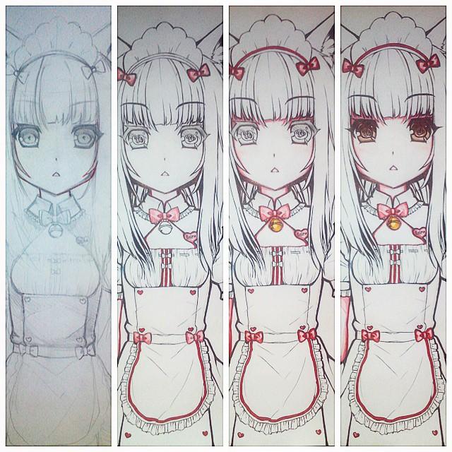 Process... by Sayori-Tazura