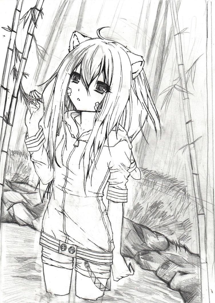 Skye Sketch by Seira-Hirano