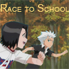 HitsuKarin: Race to School by Wintaerland