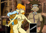 Cleo and The Catillac Cats by Marsj