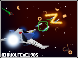 Sector Z [Pixel Art] by Airwolfexe1985
