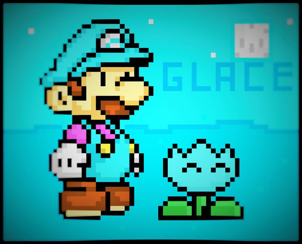 Xglace Pixel Art By Xglaceart On Deviantart