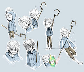 jack frost by onthefritz