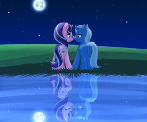 ~.::Let's Put Our Pasts Behind Us::.~ by LeafFlurry