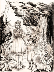 'Salut grosse truie' by Hatsumi-no-baka