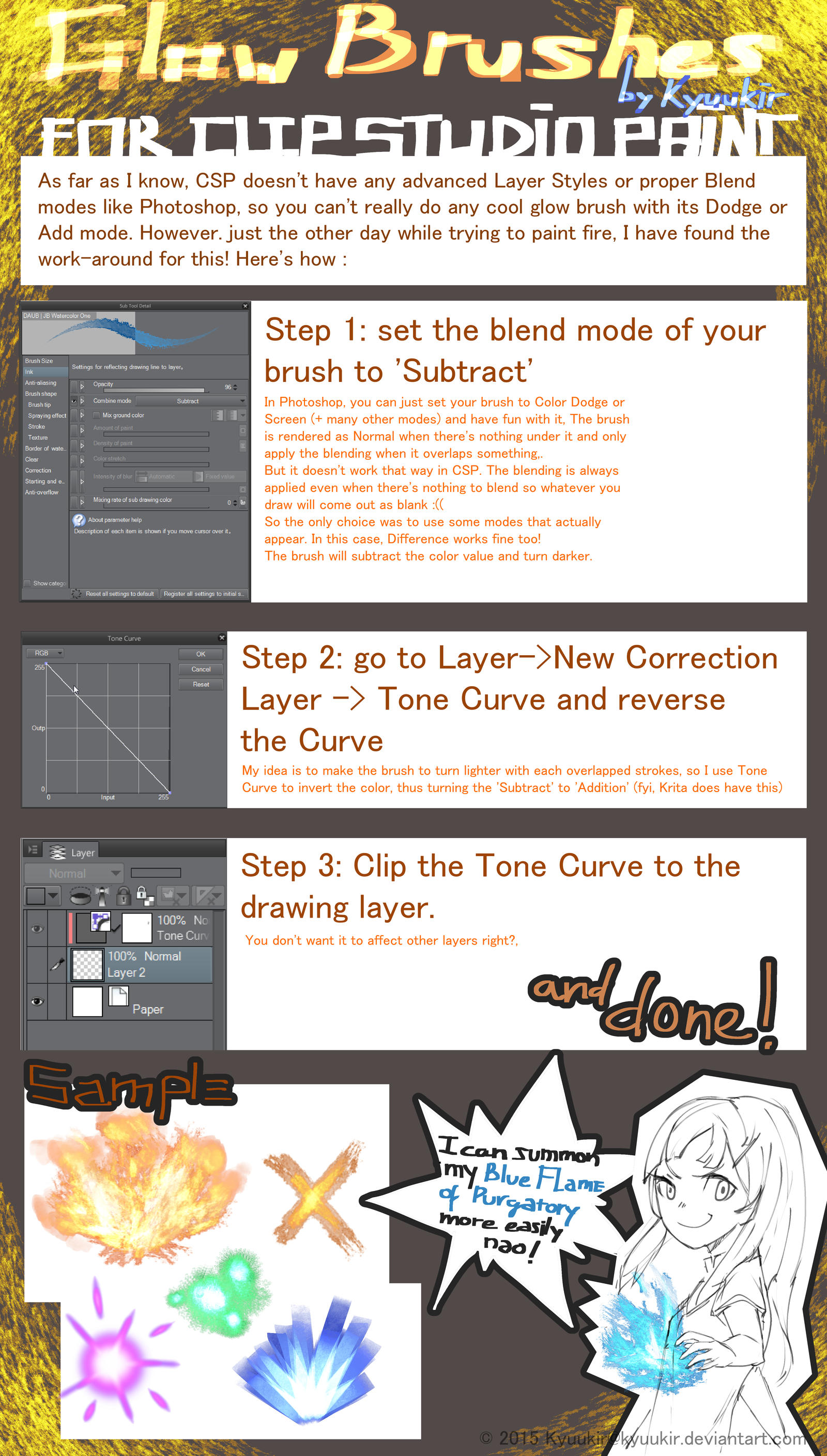 How To Make A Photo Look Like Clip Studio Paint