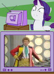 Rarity TV Meme: Colin Baker