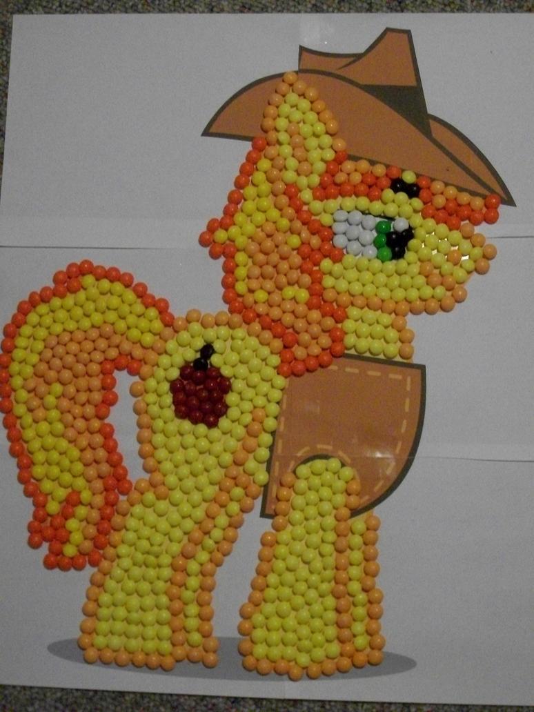 Braeburn Skittles by Grudgeholder