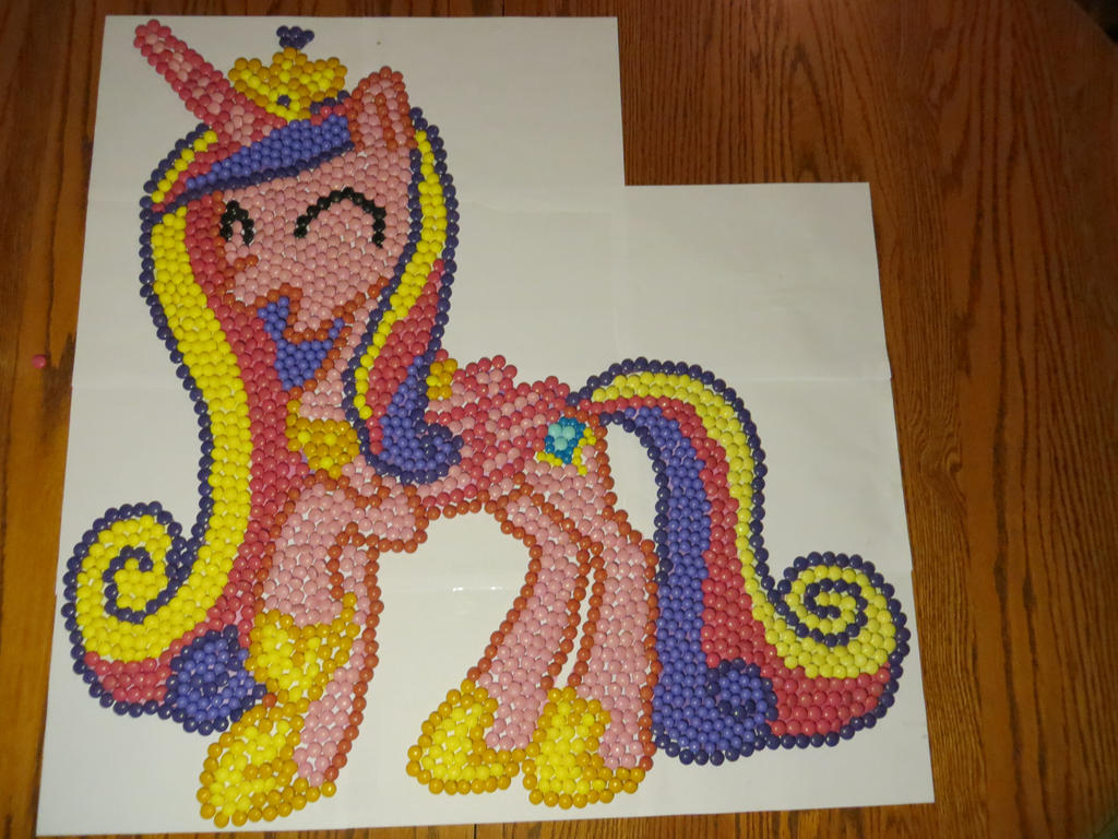 Cadance Candyfied by Grudgeholder
