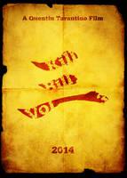 Kill Bill Vol.3 Teaser Poster by Nabucodorozor