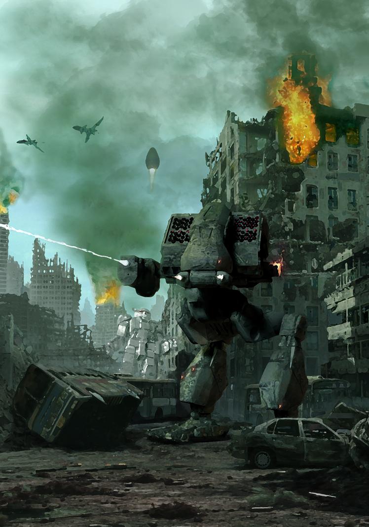 Battletech by Kuleshov