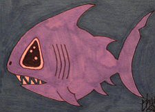 Tringle shark by Redcockatiel