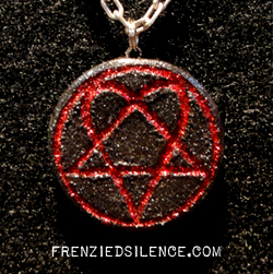 Him heartagram pendant by frenziedsilence on deviantart him heartagram pendant by frenziedsilence aloadofball Image collections