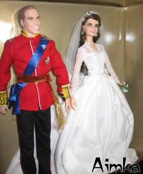 The Royal Wedding by Aimka