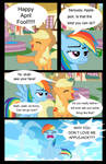 MLP: My special pony page 3