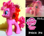 Pinkie Pie before and after