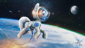 Space pony by Aveas