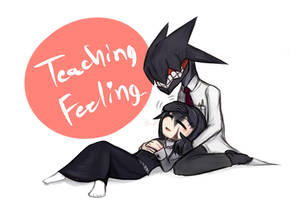 Teaching Feeling : Another day with my OC 3
