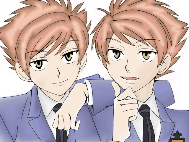 Hikaru And Kaoru Hitachiin By Mmeades01 On Deviantart Relieve stress by being creative (hikaru kootei. hikaru and kaoru hitachiin by mmeades01