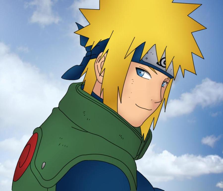 Minato Namikaze - Naruto by mmeades01 on DeviantArt