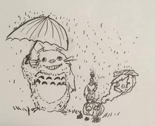 rainy horror by Yukarie-chan11